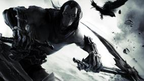 2012 Darksiders II Black And White